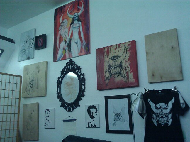 Studio Shot May 2011