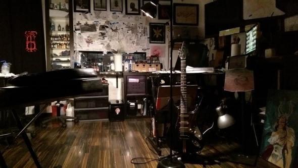 Tariq Sabur Fine Art For Bodies Studio 6 Top Tempe AZ Arizona Tattoo Studio private intimate
